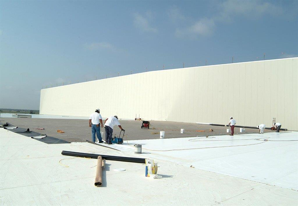 <strong>Commercial</strong> Roofing